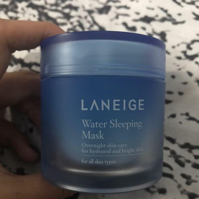 Skin Care LANEIGE water Sleeping Mask