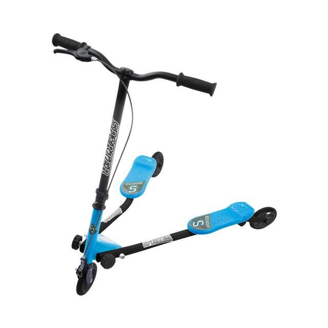 Sporter 125mm Scooter - Blue 5+