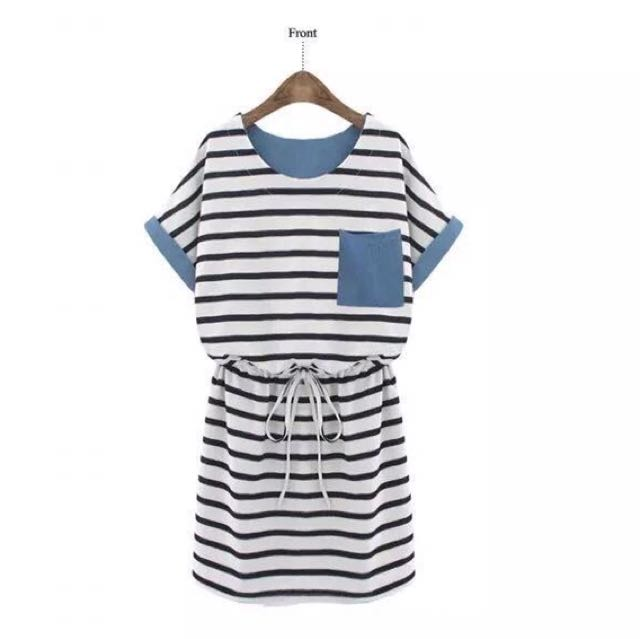 Stripe Dress New