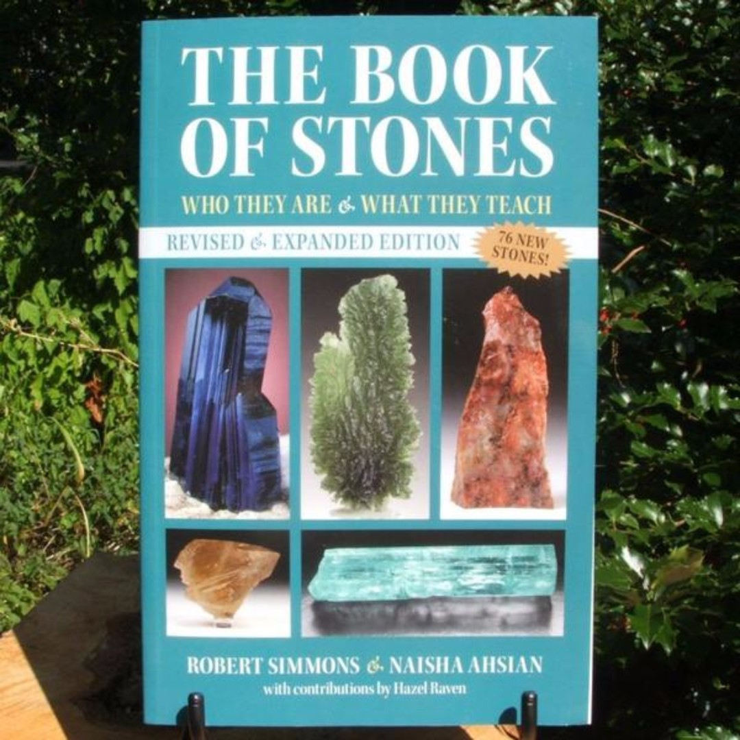 The Book of Stones, Revised Edition: Who They Are and What They Teach
