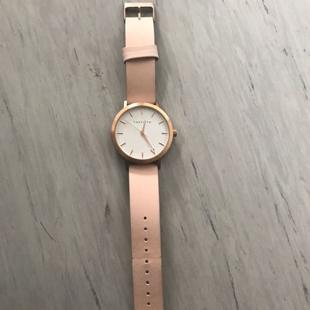 The Fifth Rose Gold Watches RRP: $140.00