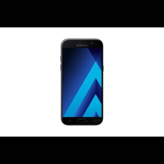 The Samsung Galaxy A5 2017'