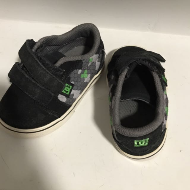 Toddler Size 5 DC's
