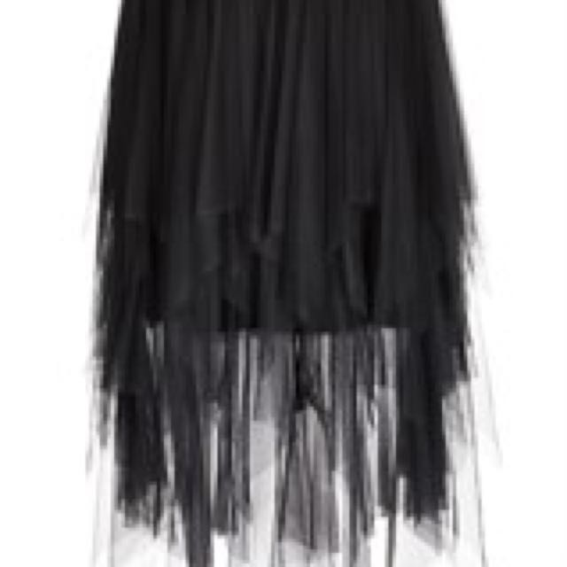 Tule Skirt City Chic Size Small