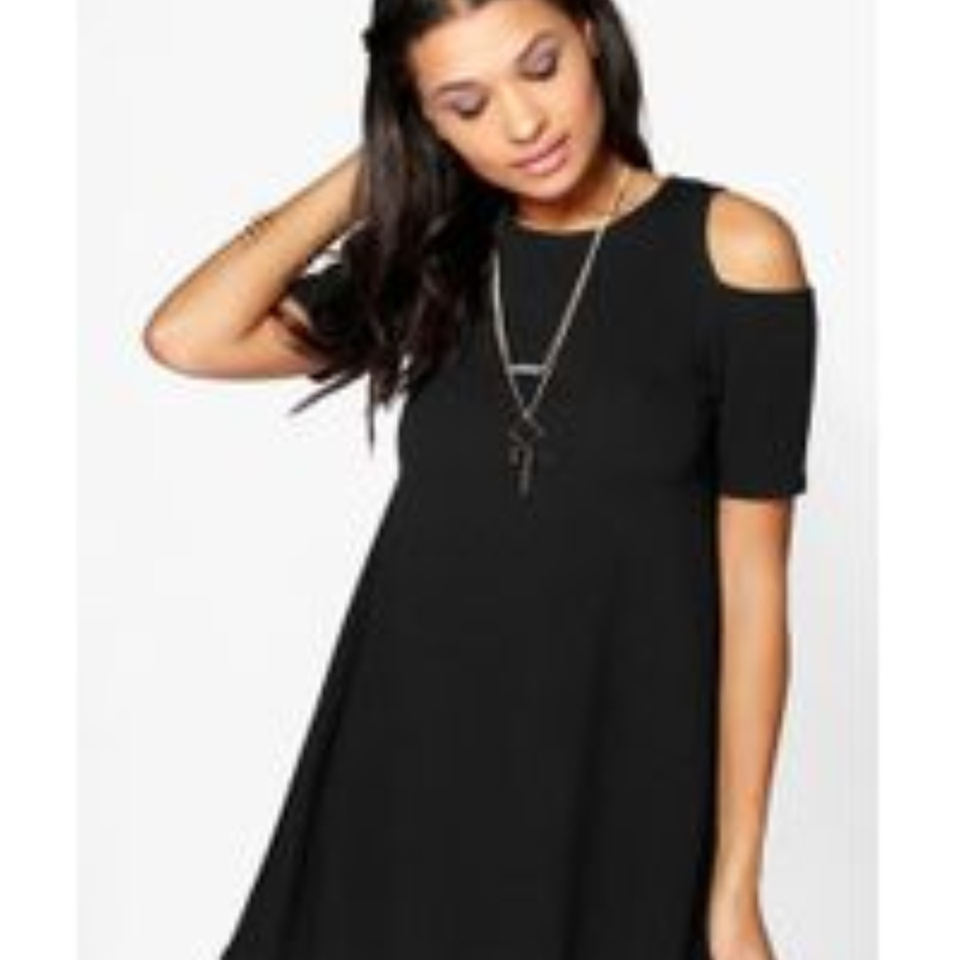ULTIMATE LITTLE BLACK DRESS! DAY TO NIGHT.