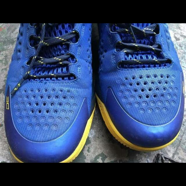 Underarmour Curry 1