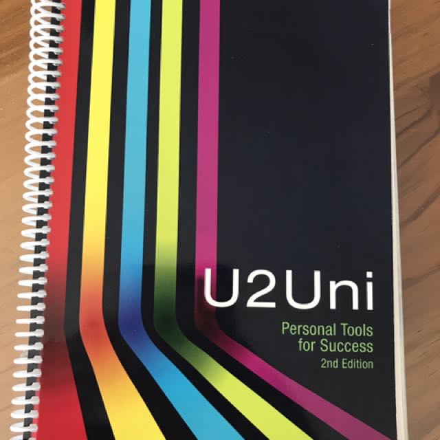 U2 Flinders Uni Nursing Book $30