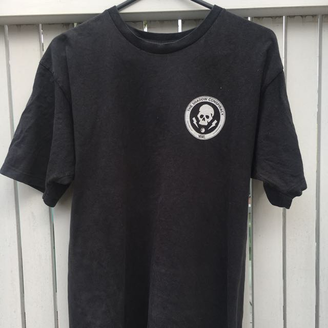 Vans Shadow Conspiracy Tee - Size Large
