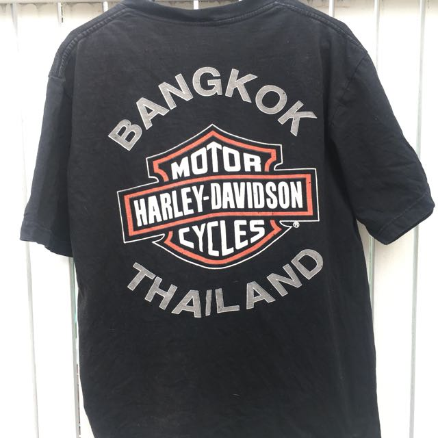 Vintage Harley-Davidson Motorcycles Tee - Size XL(fits M)