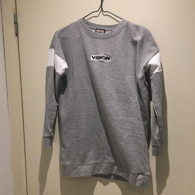 Vision Street Wear Jumper Size 6