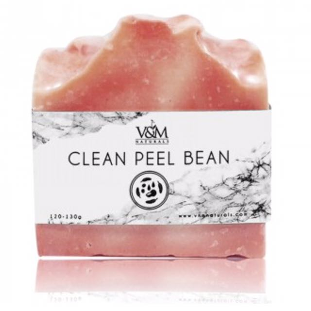 VNM Beauty bar Clean Peel Bean
