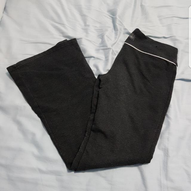 Yoga Cotton Pants