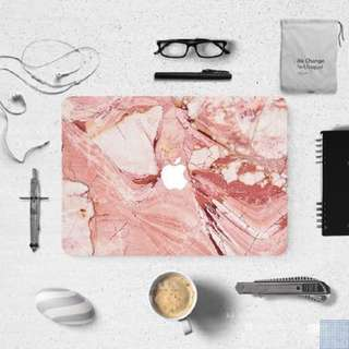 💥$15 SALE 💥 Pink Marble MacBook Skin Cover Decal