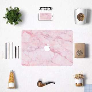💥$15 SALE💥 Pink Marble Macbook Skin Decal Cover