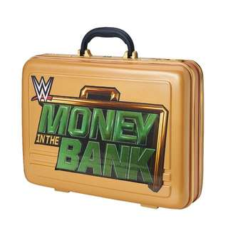 WWE Money In The Bank Briefcase