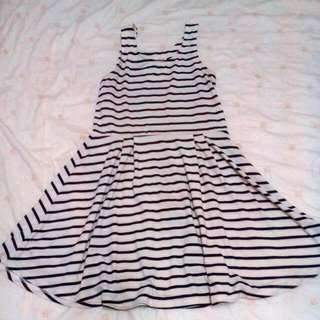 Striped Dress Bought From Japan.