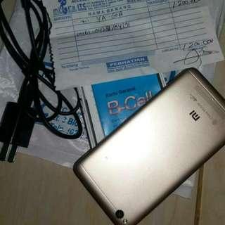 Smartphone Xiaomi 4A Gold