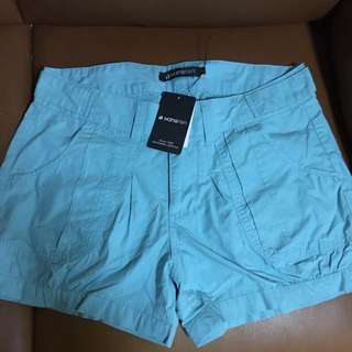 Hang Ten Mint Green/blue Shorts