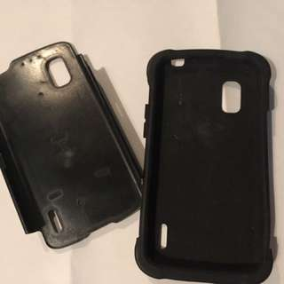 Ballistic Hard/soft Case Combo Nexus 4