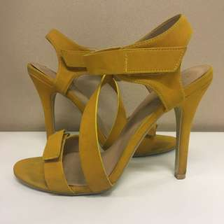 Parisian Strappy Sandals