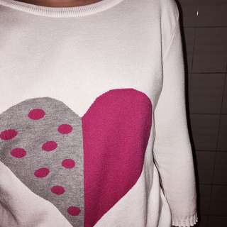 Bayo, Heart Sweater 💗✨