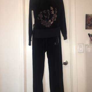 Juicy Couture Black Set