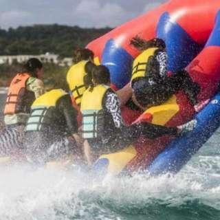 Boracay Water Ride