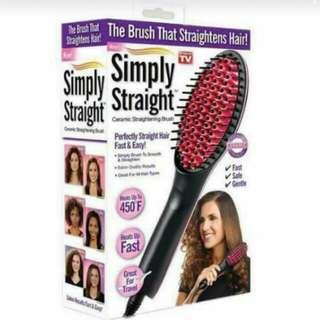 Simply Straight Hair Straightener