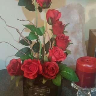 Artificial Rose Bouquet Like Real...