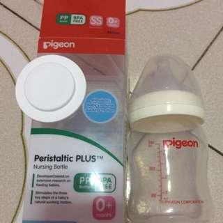 Pigeon Brand Milk Bottle 160ml