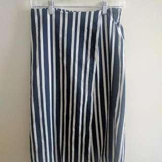 M Zara Stripe Skort