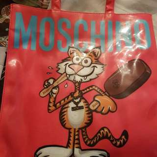 Official Moschino X Magnum Tote *Brand New!