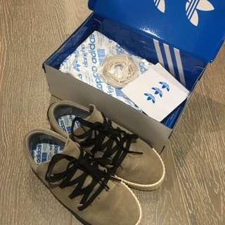 Alexander wang x adidas skate sneakers uk4