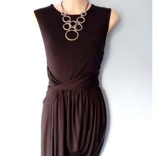 Black Witchery dress