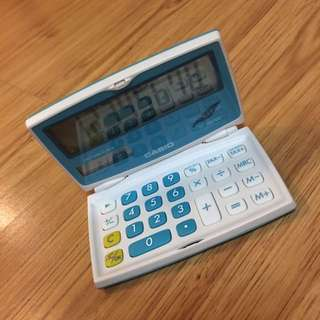 Casio 2 Way Power Pocket Calculator