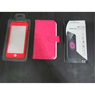 iPhone Cases and Screen Protectors for IPhone 6+, 6S +/6 Plus/6S Plus