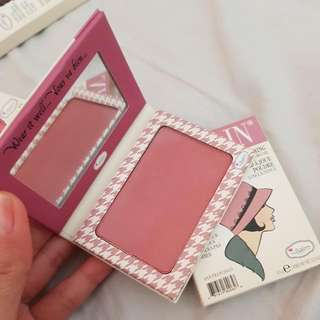 Thebalm Instain Blush In Houndstooth