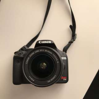 Canon DSLR Rebel Ti1