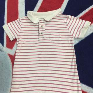 Polo Shirt Cotton 0n For Kids