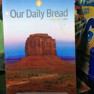 Our daily bread 2017