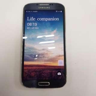 代售Samsung S4 FHD 5吋畫質手機 功能正常 配件完整