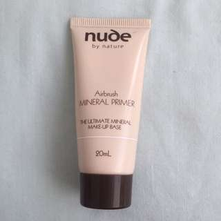 Nude By Nature Airbrush Mineral Primer
