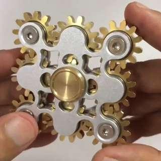 Selling 9 Gears Fidget Spinner (last piece from my stock)