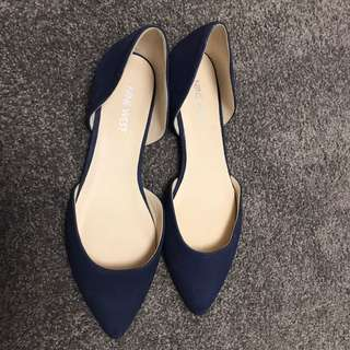 Nine West Navy Shoes