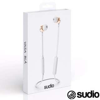 SUDIO VASA BLÅ - ROSE GOLD WHITE 藍牙無線耳塞式耳機- 白(玫瑰金)