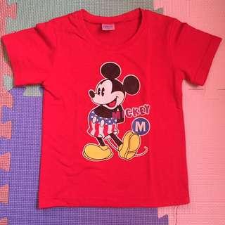 Elmo And Mickey Shirt