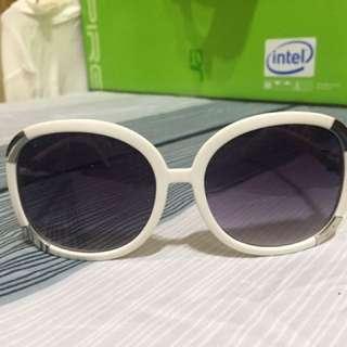 白框時尚墨鏡-太陽眼鏡#太陽眼鏡出清