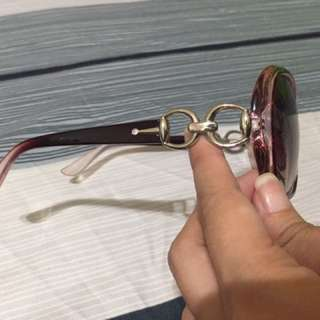 琥珀膠框太陽眼鏡#太陽眼鏡出清
