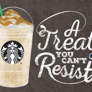 BPI Starbucks Vouchers Worth P150