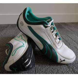 PUMA  Mercedes amg Petronas shoes